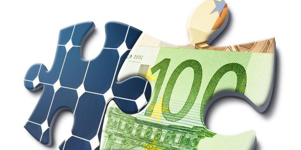 zonnepanelen en geld